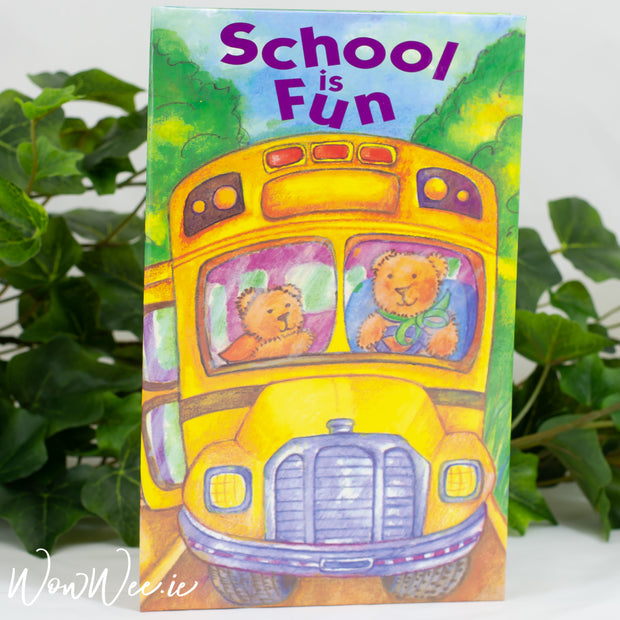 Personalised Book - School is Fun