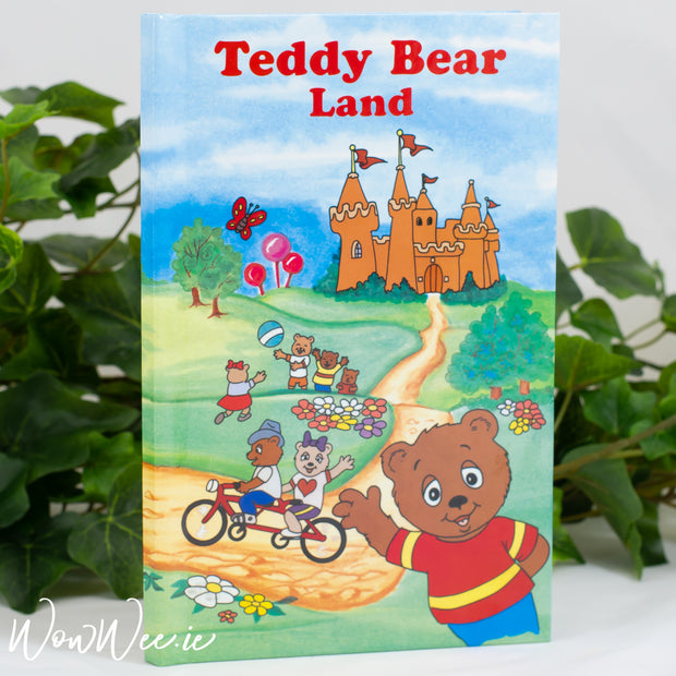 Personalised Book - Teddy Bear Land
