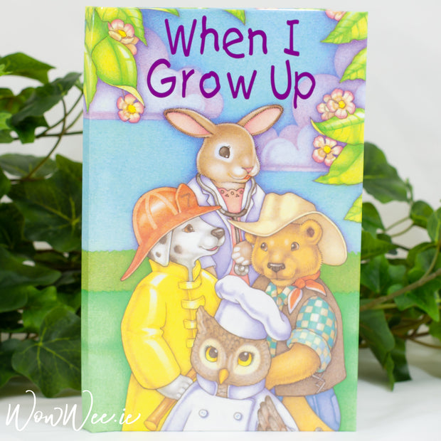Personalised Book - When I Grow Up