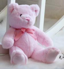 Personalised Gift Set for Baby Girl - Bedtime Snuggles with Teddy