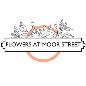 Flowers at Moor Street