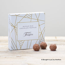 Load image into Gallery viewer, Belgian Milk Chocolate Truffles