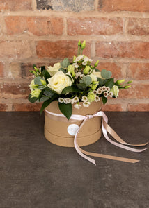 neutral hatbox