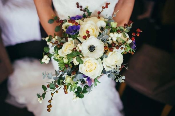 Emma Bridal Bouquet
