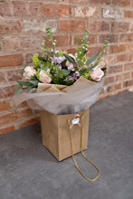 Load image into Gallery viewer, Sweet Avalanche Roses, Stocks, Viburnum, Eucalyptus