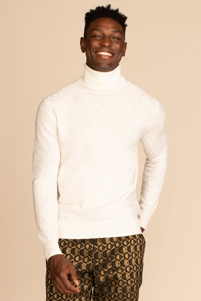 BARBARO TURTLENECK SWEATER