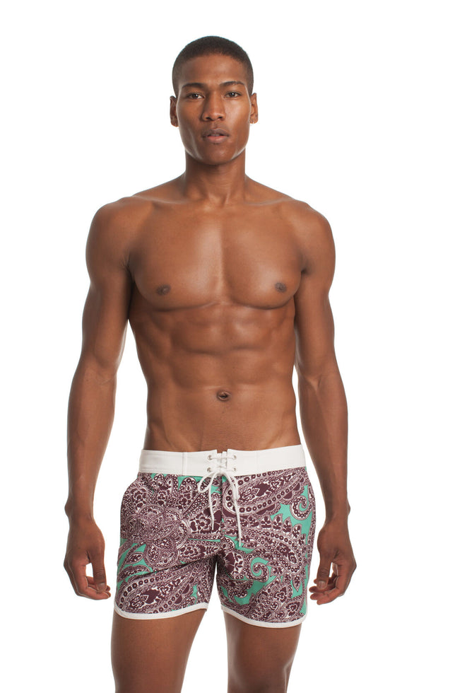 BISCAYNE BEACH BOARD SHORT