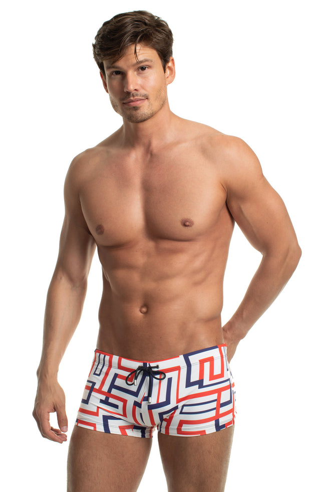 MONTEGO BAY SWIM TRUNK