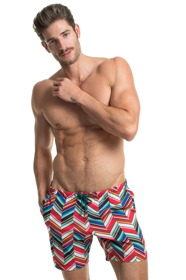 ZUMA BEACH SWIM TRUNK