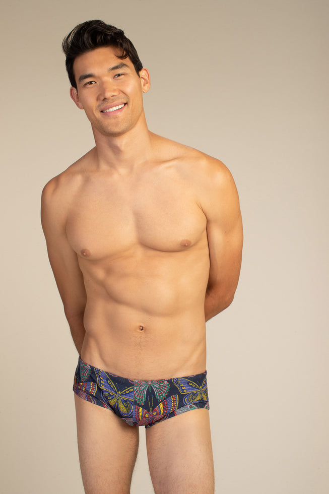 MUSSEL BCH SWIM BRIEF