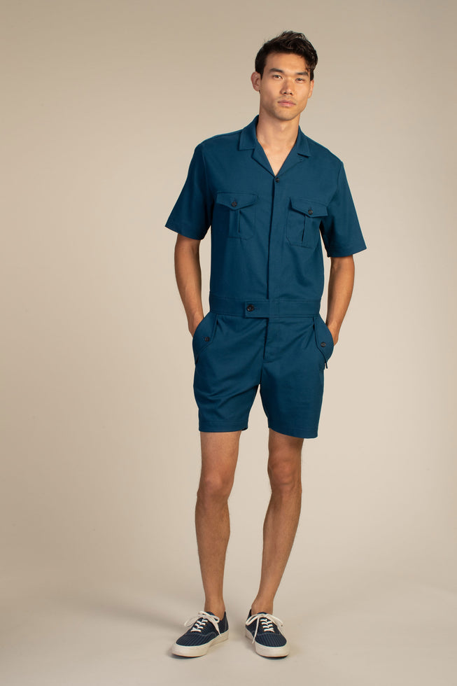 ERIK SHORT JUMPSUIT