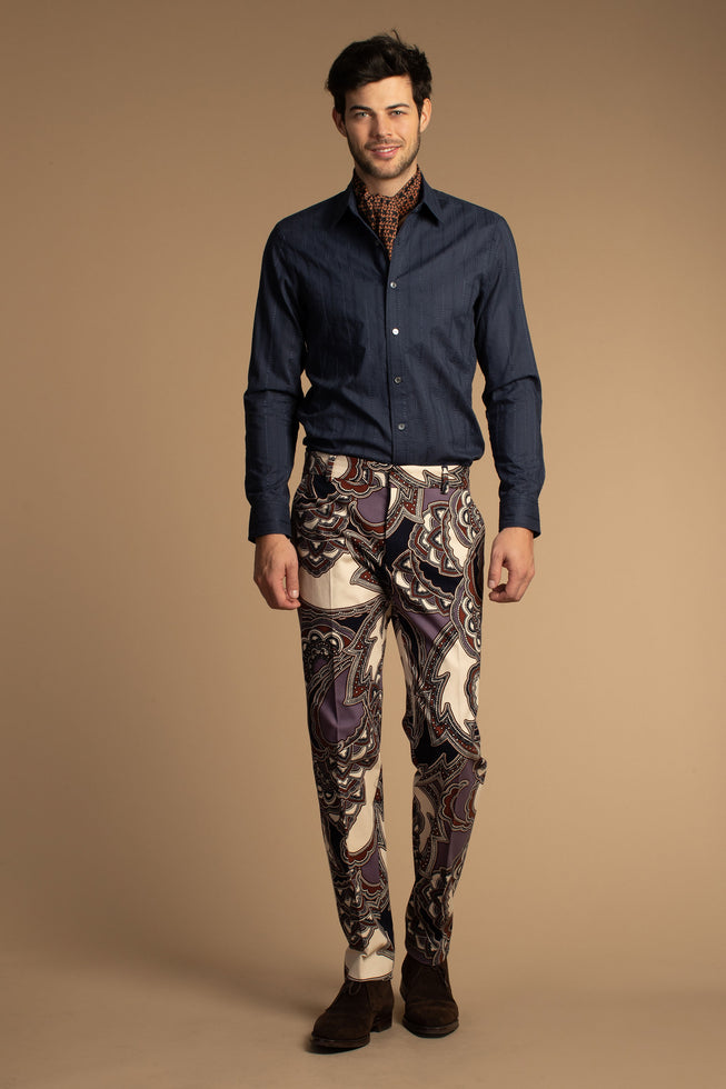 CLYDE SLIM TROUSER