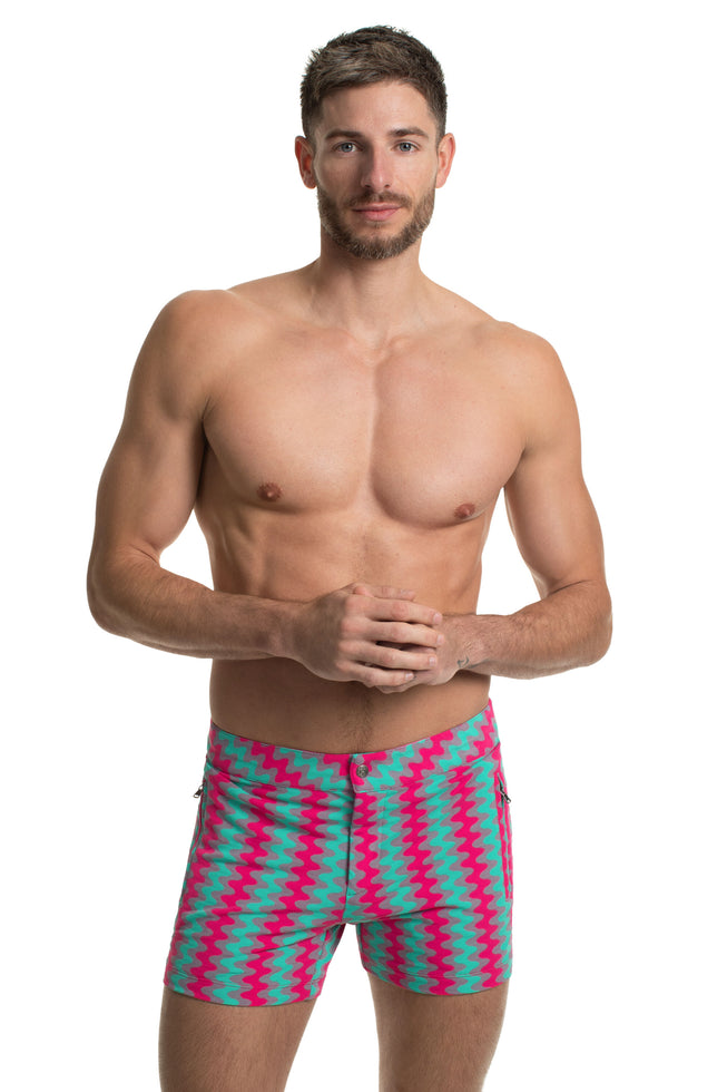 HOLLY BCH SWIM TRUNK