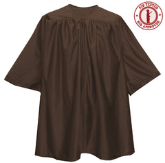 Child's Brown Choir Robe - Church Choirs