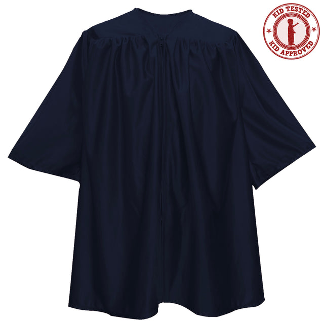 Child's Navy Blue Choir Robe - Church Choirs