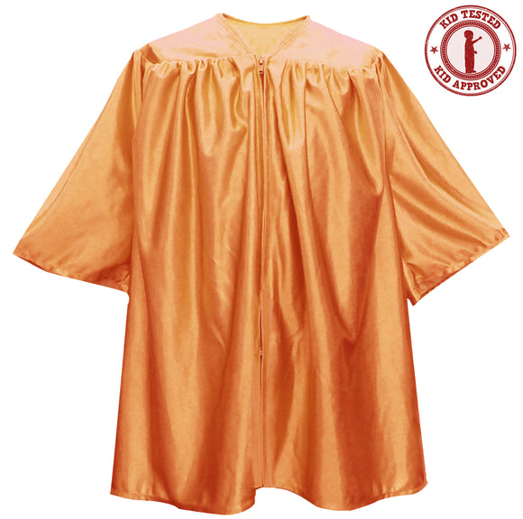 Child's Orange Choir Robe - Church Choirs