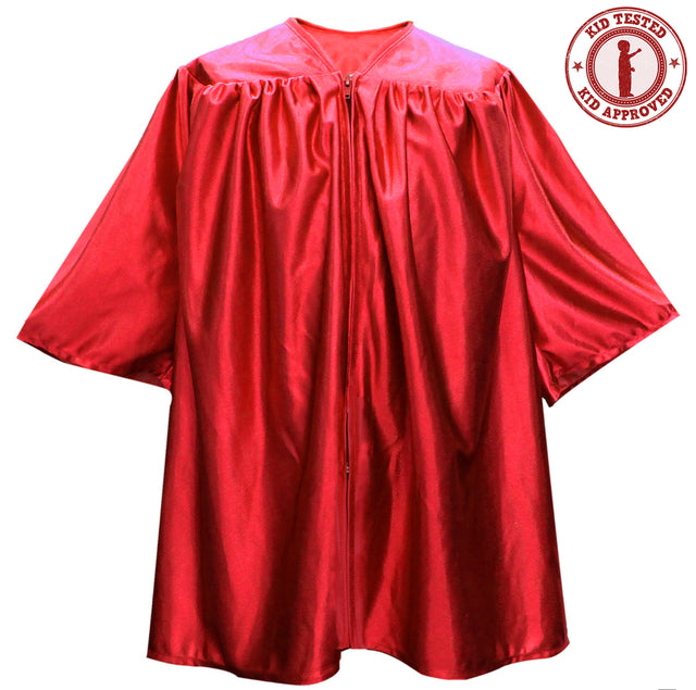 Child's Red Choir Robe - Church Choirs