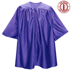 Child's Purple Choir Robe - Church Choirs