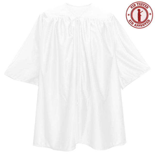 Child's White Choir Robe - Church Choirs