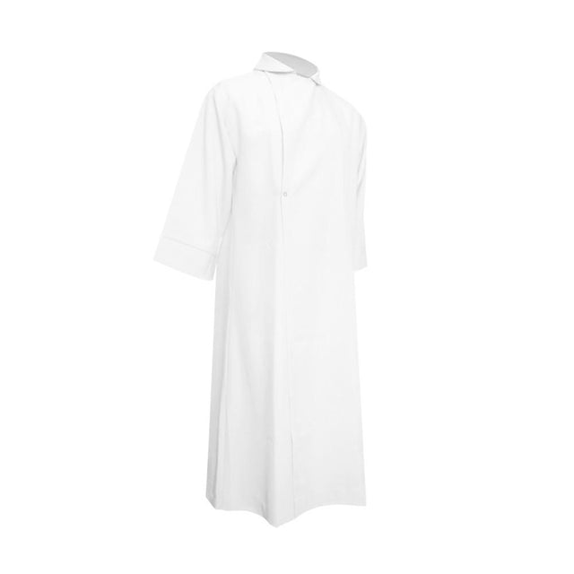 White Choir Cassock - Church Choirs