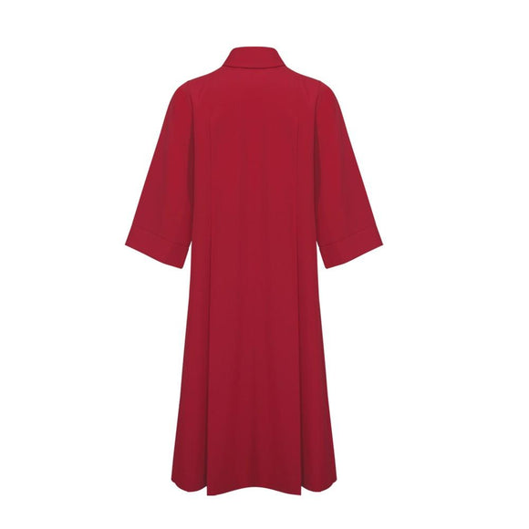 Red Choir Cassock - Church Choirs