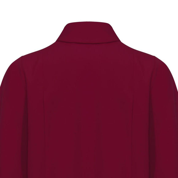 Maroon Choir Cassock - Church Choirs