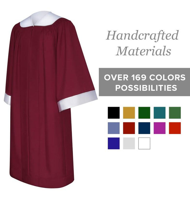 Corona Choir Robe - Custom Choral Gown - Church Choirs