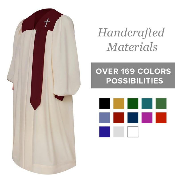 Harmony Choir Robe - Custom Choral Gown - Church Choirs