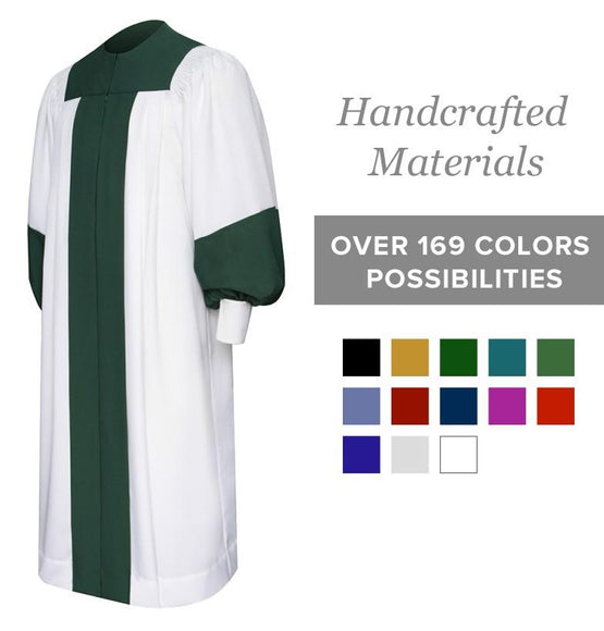 Herald Choir Robe - Custom Choral Gown - Church Choirs