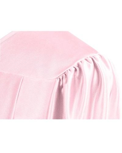 Shiny Pink Choir Robe - Church Choirs