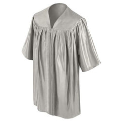 Child's Silver Choir Robe - Church Choirs