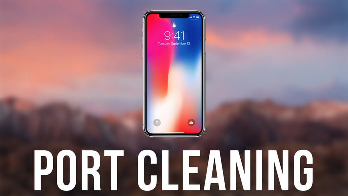 TIP: How to clean out your charging port