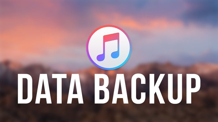 HOW TO: Backup Data on iPhones and iPads