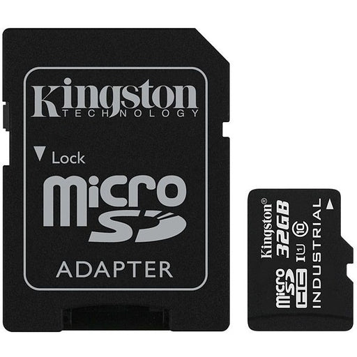 Kingston SD Card 16GB (SD Adapter Included) - wirelessphones