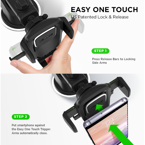 iOttie Easy One Touch 4 Universal Car & Desk Mount