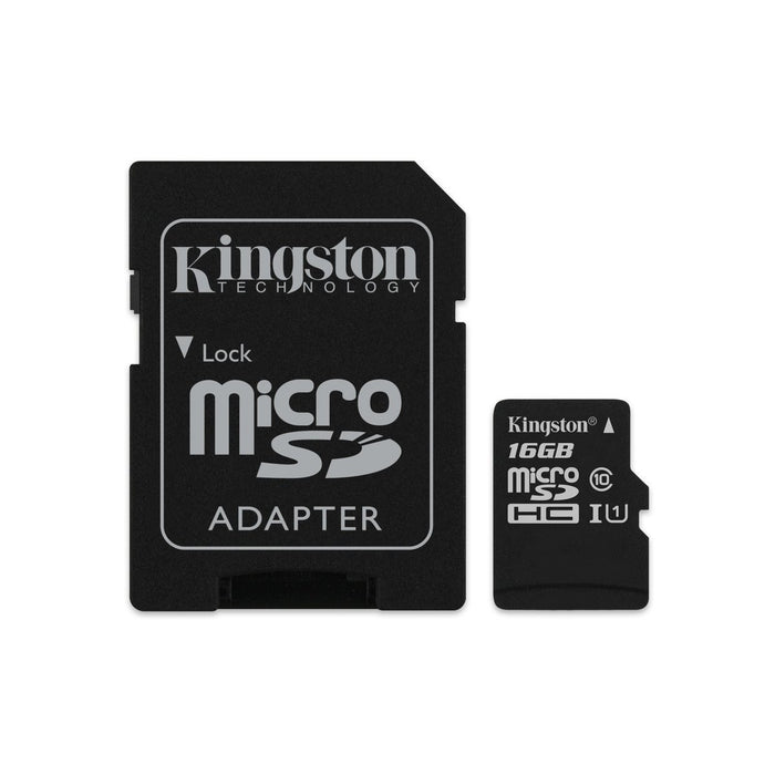 Kingston SD Card 32GB (SD Adapter Included) - wirelessphones