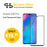 Screen Hero Huawei P30 Pro Tempered Glass Screen Protector - Black - wirelessphones