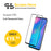 Screen Hero Huawei P30 Tempered Glass Screen Protector - Black - wirelessphones