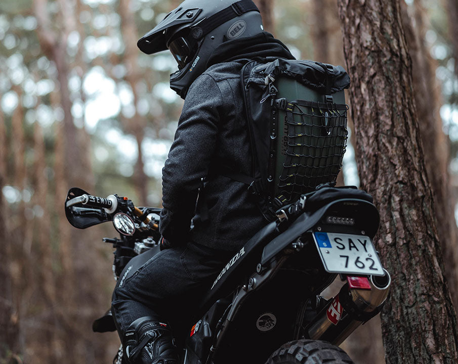 Boblbee GTX 20L Hardshell Motorcycle Backpack