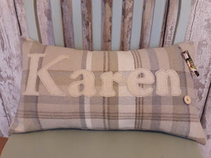 Signature Collection Personalised Cushion