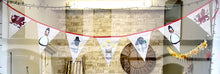 Load image into Gallery viewer, Limited Edition Super Size Welsh Bunting