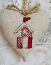 Load image into Gallery viewer, Beach Hut Heart - 5 Colours to Choose From
