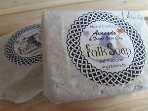 Handmade Soap by Folk Soap