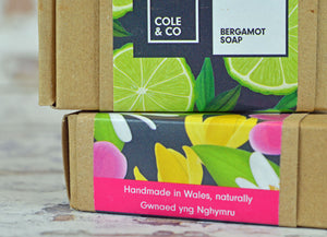 Cole & Co Full Size Soap Bars