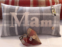Load image into Gallery viewer, Signature Collection Cushion - Mam/Mum/Mammy/Mummy/Mami - 5 Colours