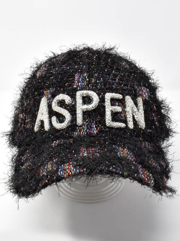 Aspen Black Static Cap