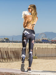 Yoga Dogs Leggings