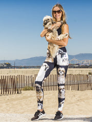 Superb Shih Tzu Leggings