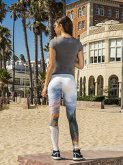 Colorado Road Leggings