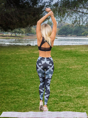 Night Camo Leggings